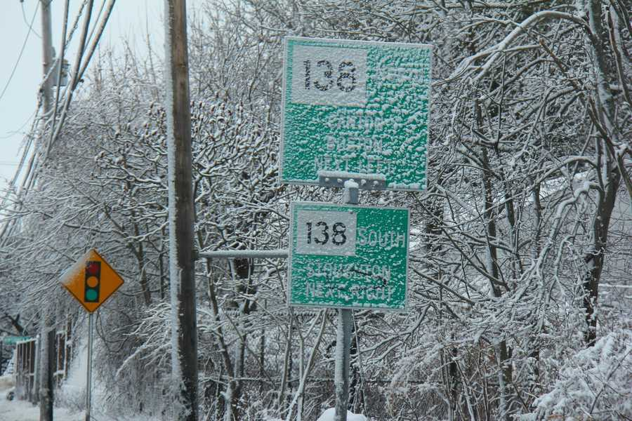 The state of Massachusetts has spent just over $60 million so far this winter for snow and ice removal, approximately $15 million more than the commonwealth had originally budgeted for.