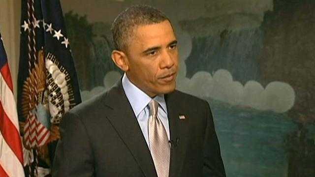 Exclusive: President Obama 2