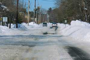 The total amount of money budgeted for snow and ice clearing for the winter season was $45million. Spending for the year-to-date has reached $72.4 million. MassDOT has been approved to spend $81 million on snow clearing for the season, before the legislature would need to help with funding supplements.