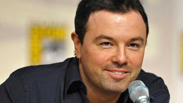 Seth MacFarlane  hosted the 85th Academy Awards.  There are lots of New England references in Seth's work.