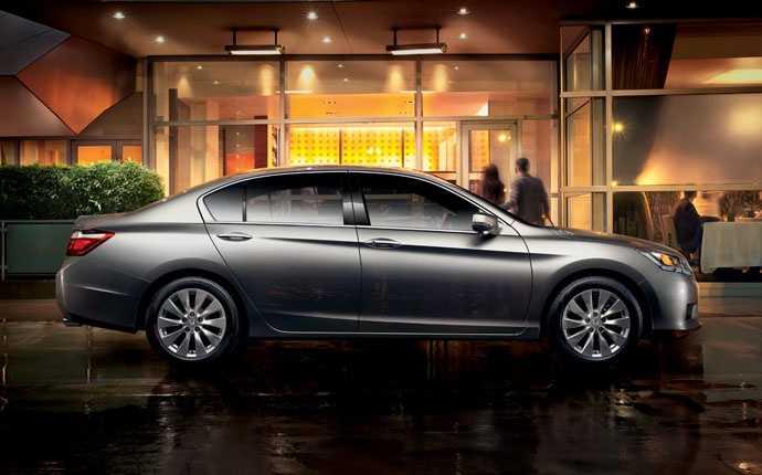 2. Honda Accord
