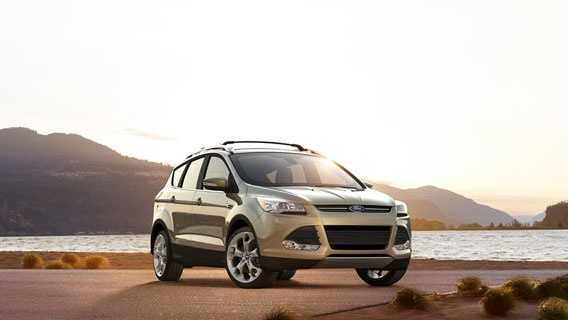 20. Ford Escape