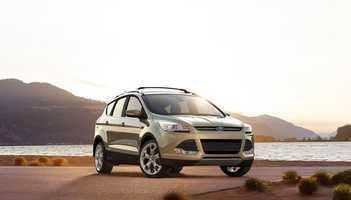 20. Ford Escape