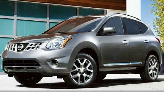 14. Nissan Rogue