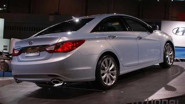 16. Hyundai Sonata