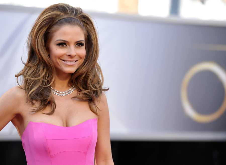TV personality Maria Menounos