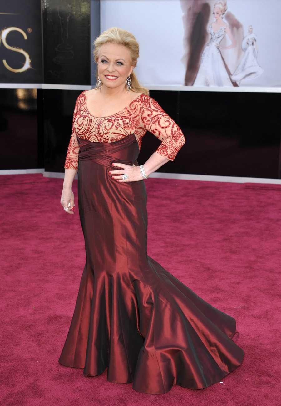 Actress Jacki Weaver