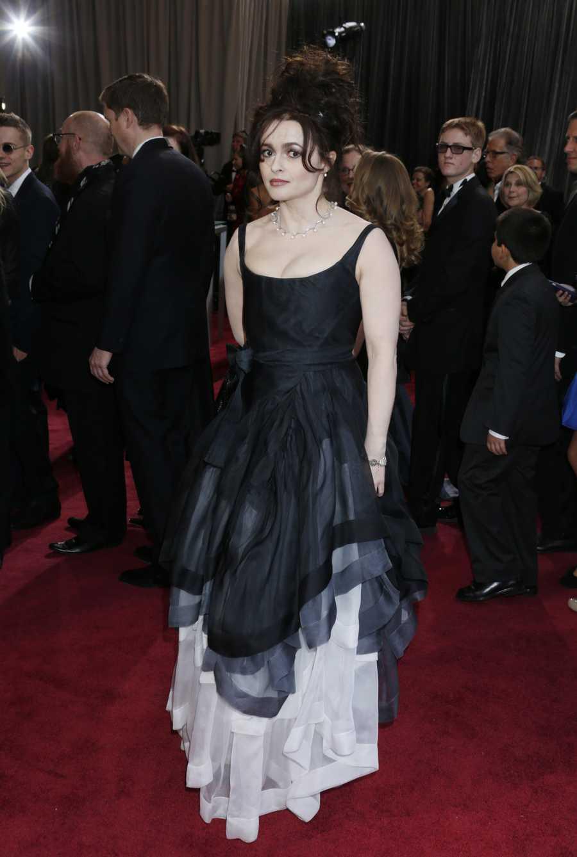 Actress Helena Bonham Carter