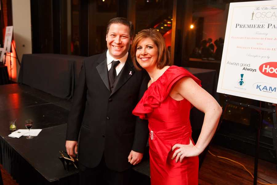 Jeff Popkin and Kelley Tuthill