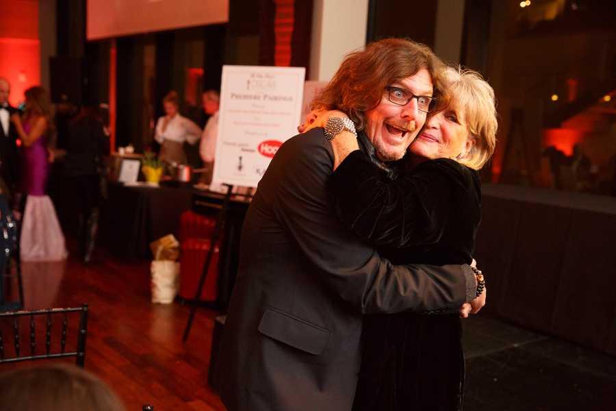 Ernie Boch Jr. and Susan Wornick