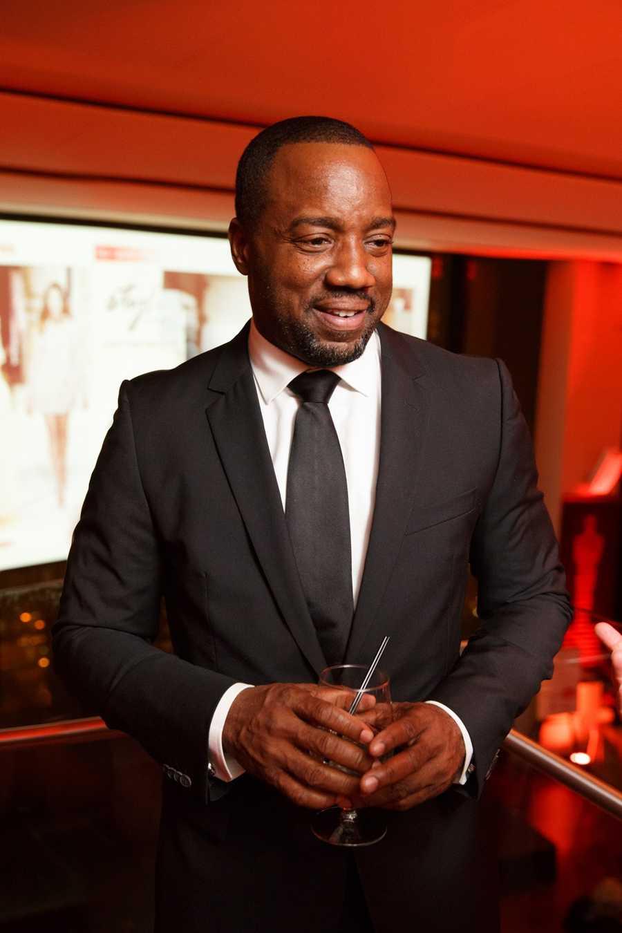 Actor Malik Yoba