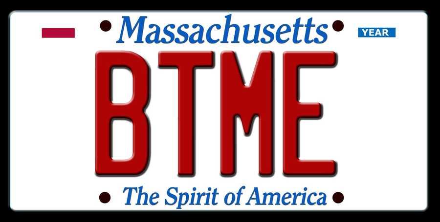 Rejected: BTME (Bite me)Registry's reason: PROFANEThe Registry has also denied the similar combination BTEME.