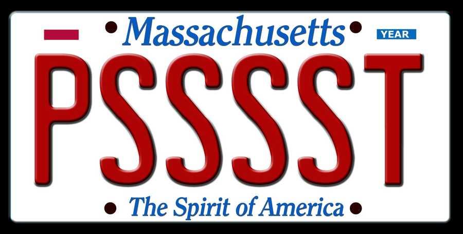 Rejected: PSSSSTRegistry's reason: DENIED - POOR TASTE