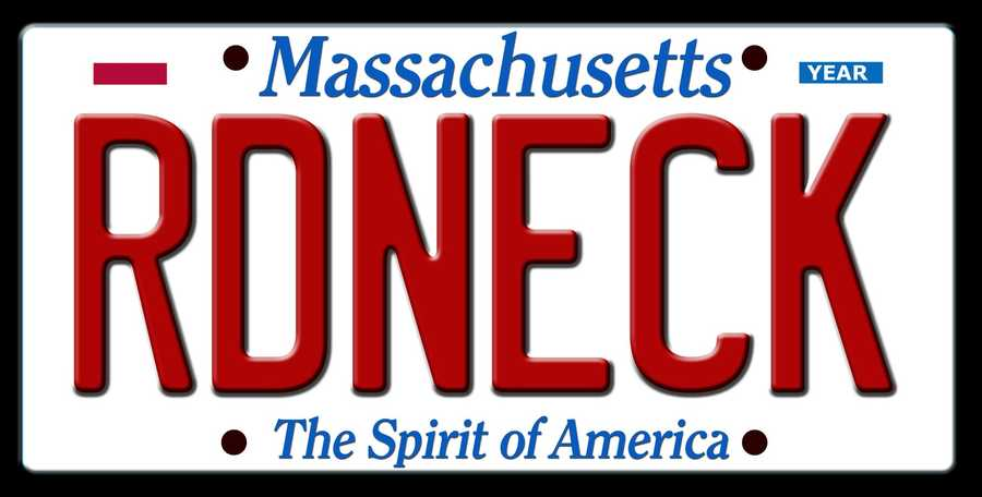Rejected: RDNECK (Redneck)Registry's reason: DENIED