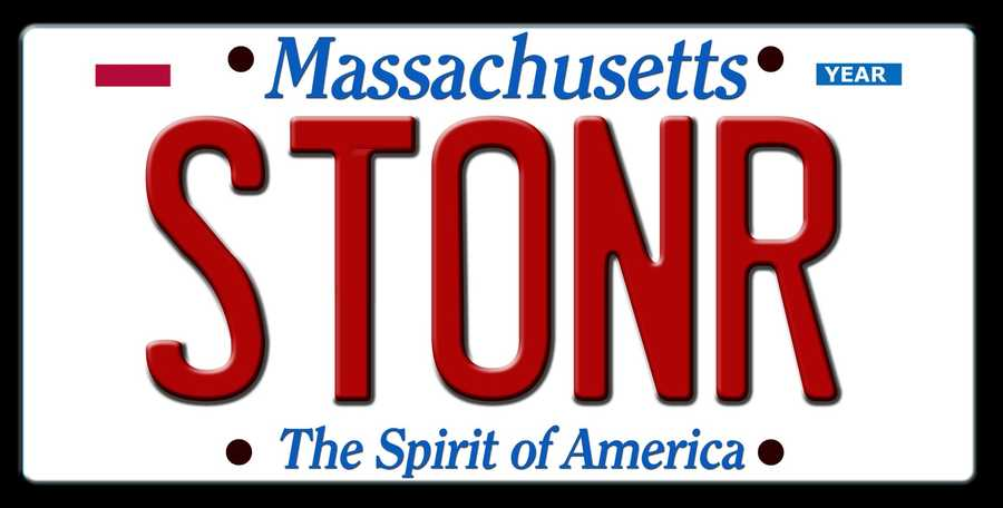Rejected: STONR (Stoner)Registry's reason: DENIED - VIOLENT