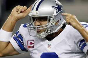 7) Tony Romo - Dallas Cowboys Quarterback - $11,500,000