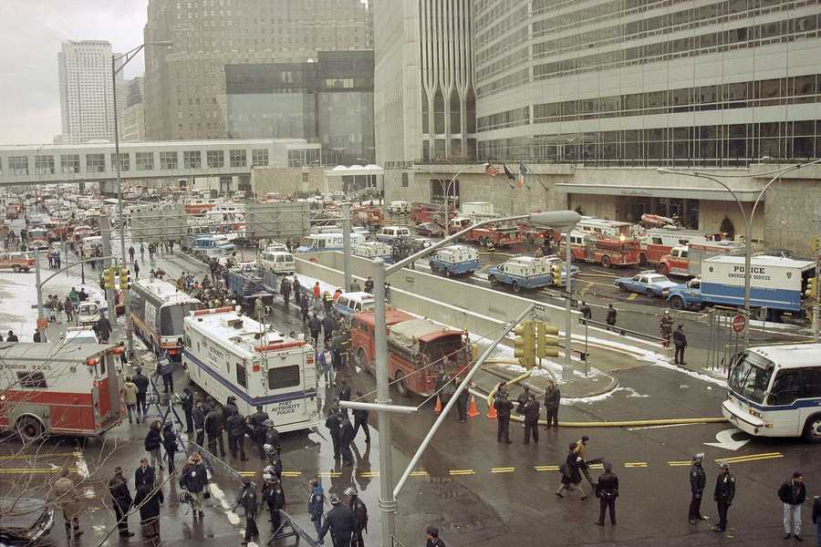 World Trade Center Attack 1993 Remembering the 1993 W...