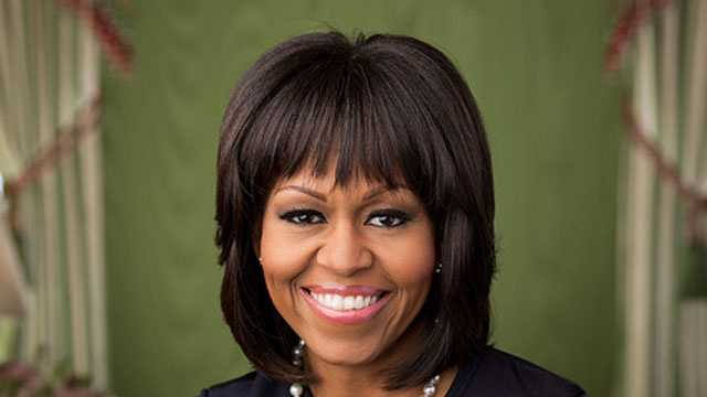 First Lady Michelle Obama teamed up with health experts to come up with a 2,000 calorie per day eating plan.