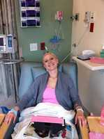 Receiving chemotherapy