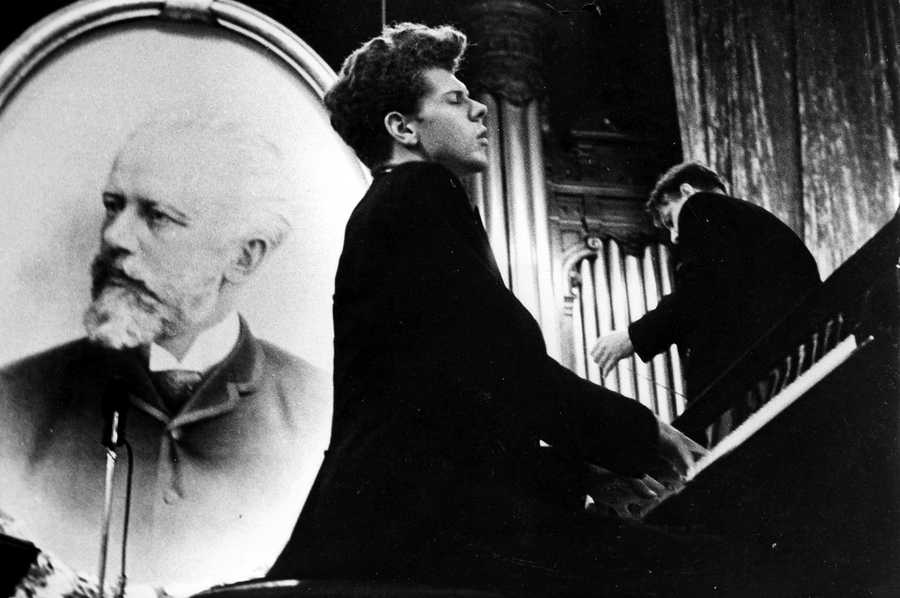 Van Cliburn's triumph at a Moscow competition in 1958 helped thaw the Cold War and launched a spectacular international career. Cliburn skyrocketed to fame after winning the first International Tchaikovsky Competition in Moscow at age 23. He returned to a New York ticker tape parade, a first for a classical musician.