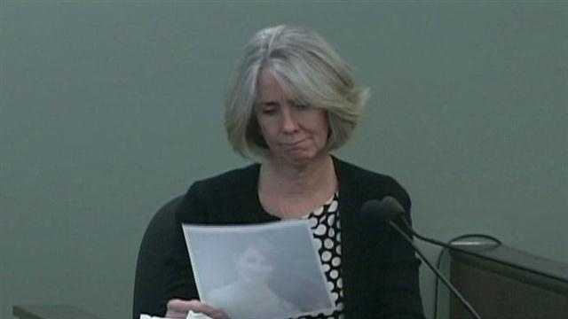 Astley's mother testified.