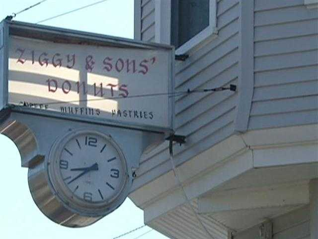 Melissa takes us to Ziggy's, on Essex Street in Salem.