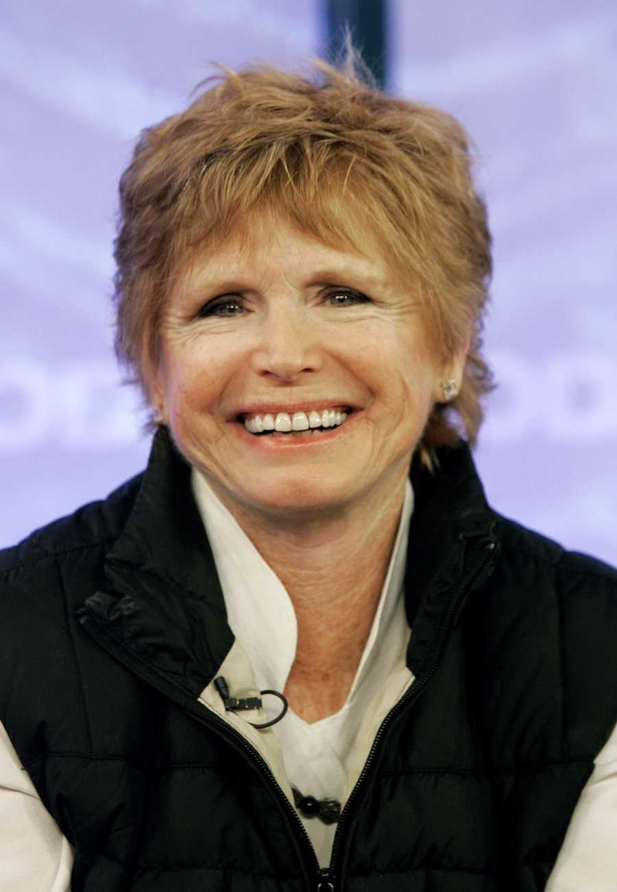 "Bonnie Franklin was the pert, redheaded actress whom millions came to identify with for her role as divorced mom Ann Romano on the long-running sitcom ""One Day at a Time."""