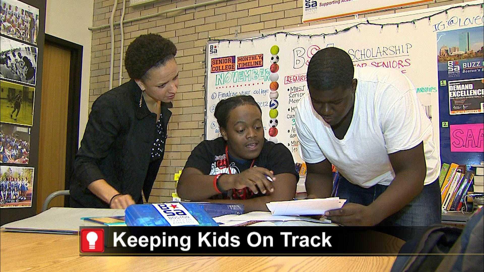 Image: Keeping Kids on Track