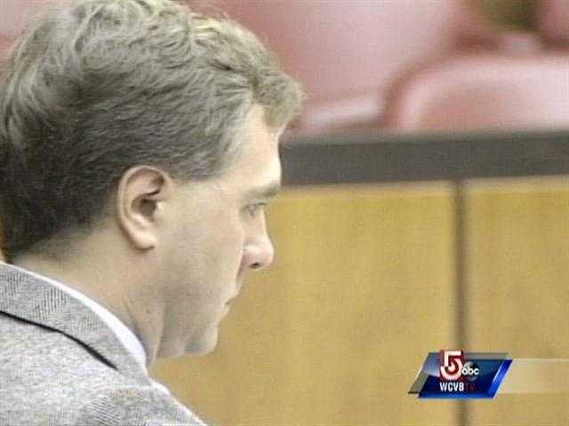 In 1993, Kenneth Seguin of Holliston was tried for the murder of his wife and children.