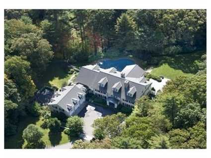 25 Bridle Path is on the market in Weston for $4.35 million.