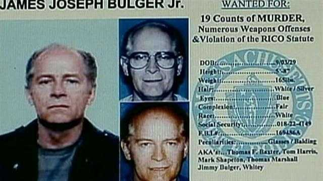 Whitey Bulger cannot argue he had a license to kill when he goes to trial for his involvement in 19 murders, a federal judge ruled Monday.
