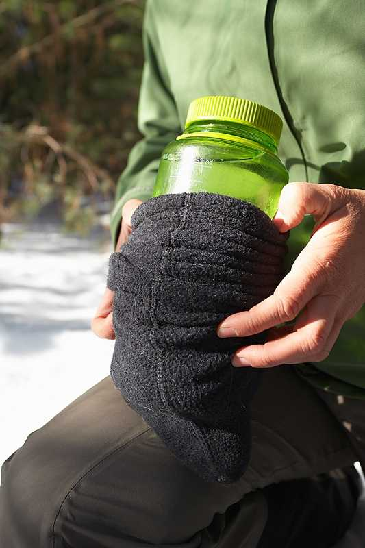 Hydration - If you have a water purifier, that will help with lakes and streams. However, if you don't, you're likely going to have to take a chance on the water available to you if stranded for a significant amount of time.