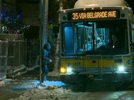 Here are possible scenarios and fiancial impacts for MBTA bus service...