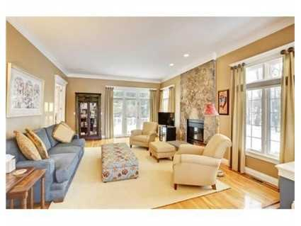 The home features 4,594 square feet.