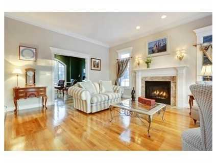 All the signature Cormier moldings and windows that make this a sought after address.