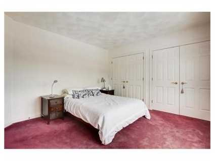 The bedrooms are a great size.