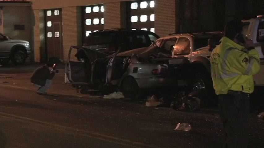 A Worcester woman is facing charges after her 3-year-old son died in a high-speed crash Monday night, police said.