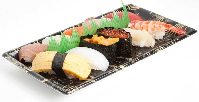 Supermarket sushi is more like fast-food than you could imagine, according to Yahoo!