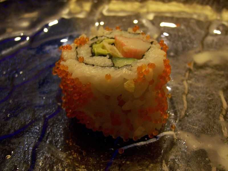 California rolls can pack as many calories and twice as much sugar as a Big Mac and French fries from McDonald's.