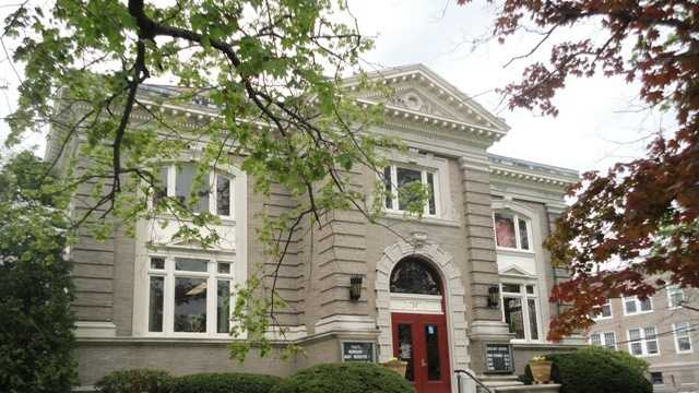 Westborough Massachusetts Library