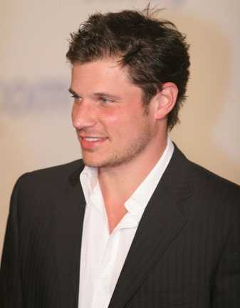 Despite making Lachey her first, the couple split in 2005.
