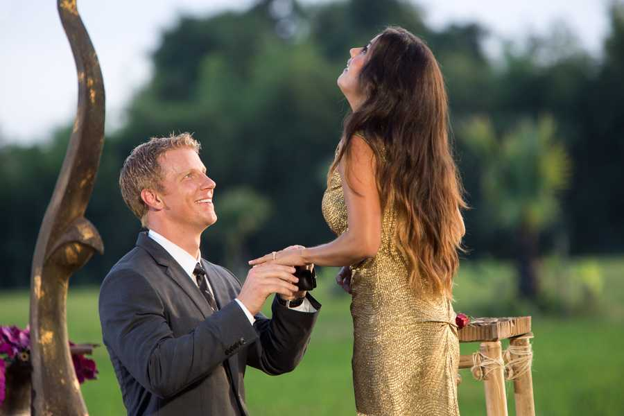 Lowe and Giudici plan to tie the knot during a televised ABC special.