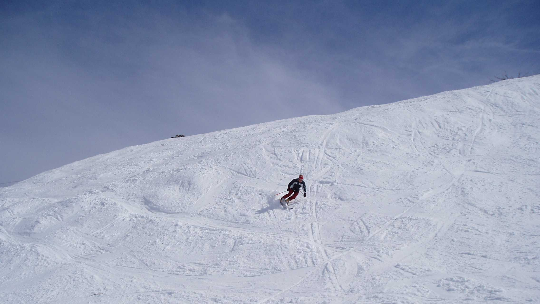 Whaleback Mountain Skiing