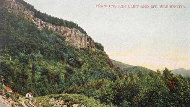 Frankenstein Cliffs