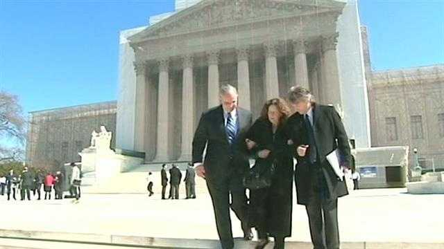 Supreme Court hears NH woman's claim against drug company