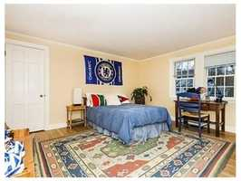 The home is 2 blocks from the Heath School.