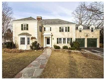 47 Hilltop Road is on the market in Brookline for $1.89 million.