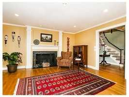 The home features 3,278 square feet of living space.