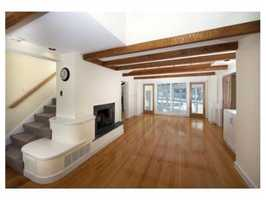The great room is 1,200 square feet.