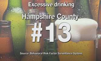 #13) Hampshire County